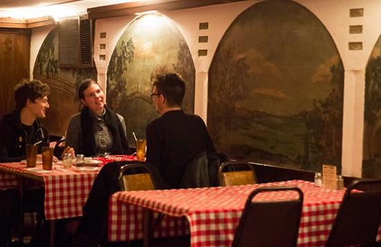 The dining room at Monte Bello. | Mabel Suen