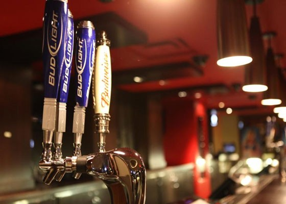 So far, it's just Bud Light and Bud Heavy. | Michael Dorausch