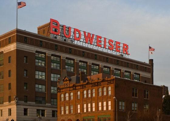 We still love you.   Anheuser-Busch