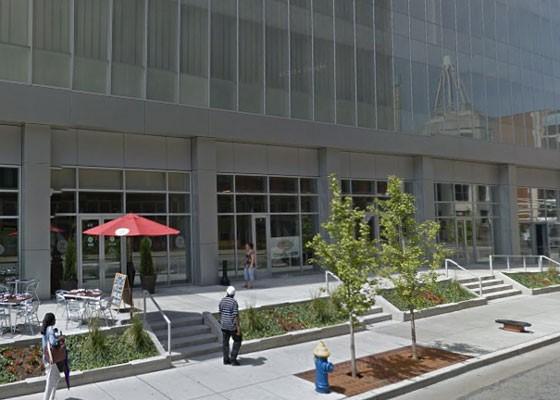 The future Tazé Mediterranean Street Food at the MX. | Google Street View