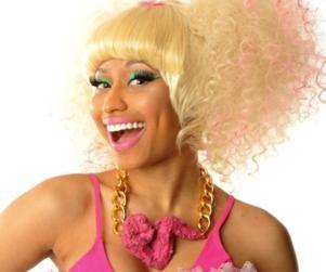 Ain't no thang like Nicki Minaj in a chicken wing. - GOTHAMIST.COM