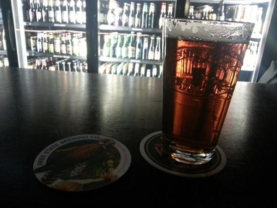 Free State Copperhead Pale Ale - RICHARD HAEGELE