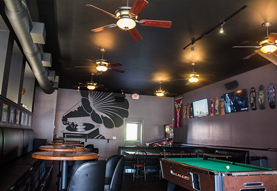The Gramophone's renovated, redefined space.