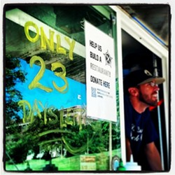 Guerrilla Street Food needs a forever home. - GUERRILLA STREET FOOD FACEBOOK PAGE