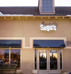 Sugo's has a new neighbor.
