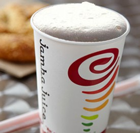 A Jamba Juice BEER smoothie -- now, that'd be a beverage Gut Check could wrap our mind around.