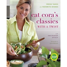 Cat Cora is coming to St. Louis. - IMAGE VIA