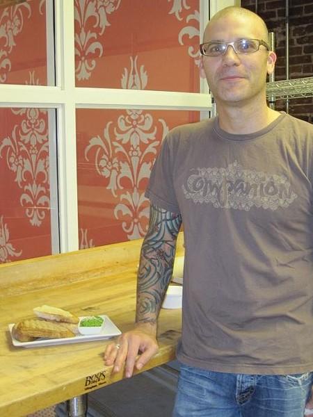 Josh Allen, founder of Companion - ROBIN WHEELER