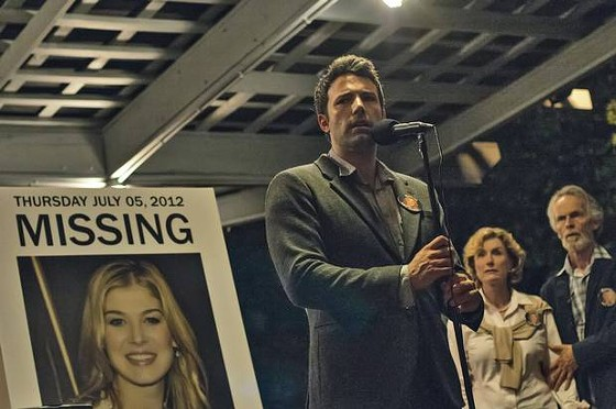 A screenshot from the Gone Girl trailer. | YouTube/20th Century Fox