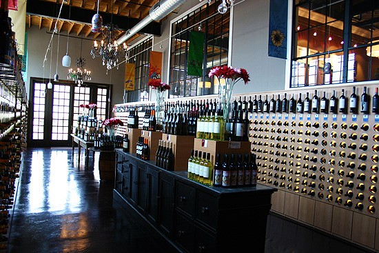 Saint Louis Cellars is closing. - KATIE MOULTON