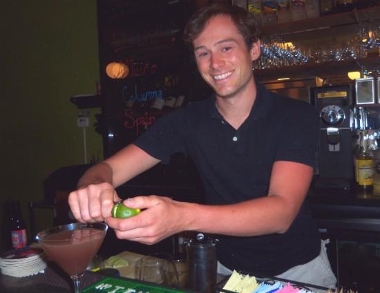 Josh Martsolf of Pomme Cafe and Wine Bar. - EMILY WASSERMAN