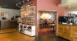 Inside Robust in Webster Groves - JENNIFER SILVERBERG