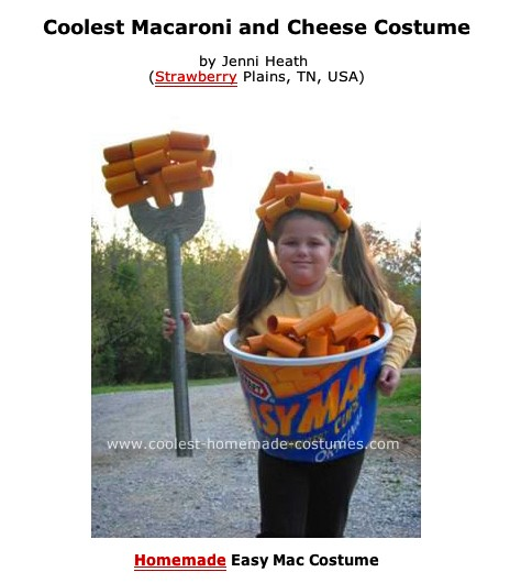 "See, the costume can be homemade -- just not the food! - "" TARGET=""_BLANK"">IMAGE VIA"