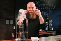 Scott Carey of Sump Coffee   Mabel Suen