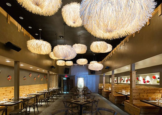 Inside Hiro Asian Kitchen downtown. | Jennifer Silverberg