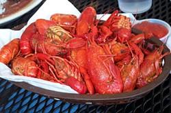 Not lobster. - IMAGE VIA
