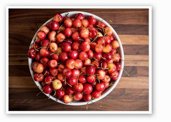 Yummm. | Northwest Cherry Growers