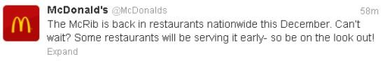 """Some restaurants"" -- That's us! - IMAGE VIA"