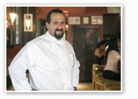 Coco Louco Brasil owner Jorge Caravalho. | Jennifer Silverberg