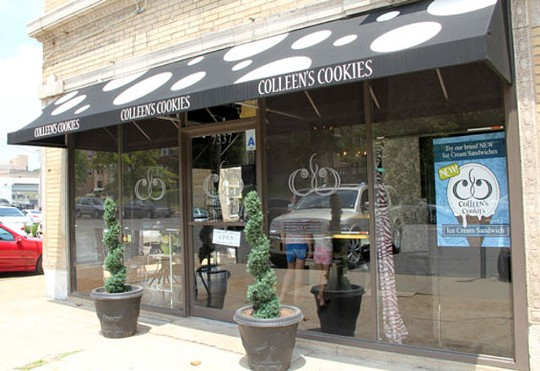 Caife Caife is open next to Colleen's Cookies. | Kelly Hogan