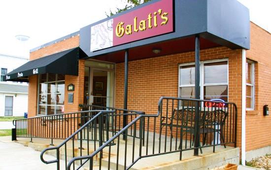 Galati's Pizza Pasta Grill on Main Street, Foristell - KATIE MOULTON