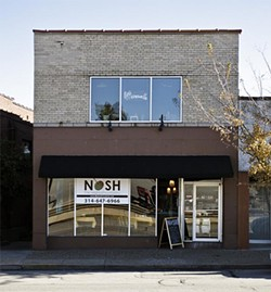 The Nosh space in Maplewood, soon to become Home Wine Kitchen - JENNIFER SILVERBERG