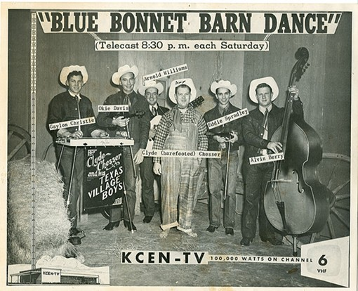 Not the country-music programming Dara heard on her trip. - DAN ARCHER, WIKIMEDIA COMMONS