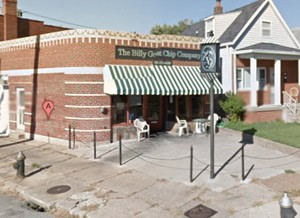 4993 Loughborough Avenue, now Corner Bistro. | Google Maps