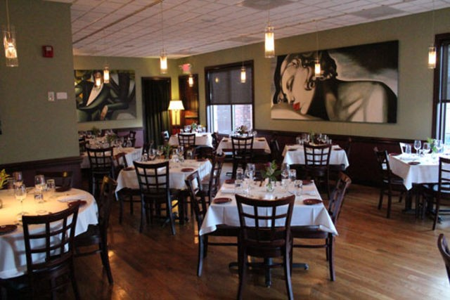 There's a reason we named Five Bistro's Anthony Devoti Best Local Chef.   Evan C. Jones