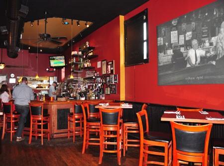 Inside West End Grill & Pub | Tara Mahadevan