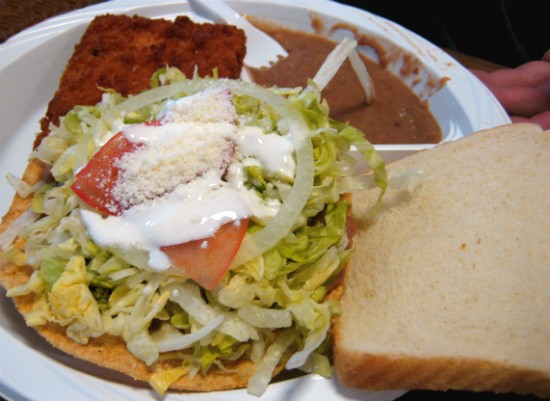 The Mexican fish fry at St. Cecilia. | Rease Kirchner