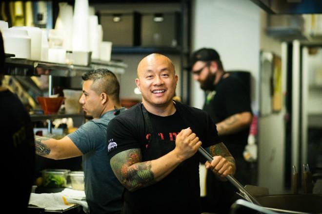 Qui Tran is St. Louis' restaurant champion. - JEN WEST