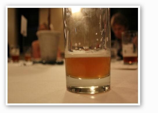 A beer dinner is the best kind of dinner.   Pat Kohm
