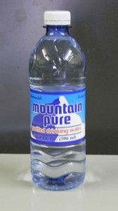 Mountain Pure water - ARKANSASNEWS.COM