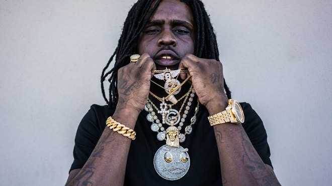 Chief Keef will perform at the Pageant on Friday. - VIA ARTIST WEBSITE