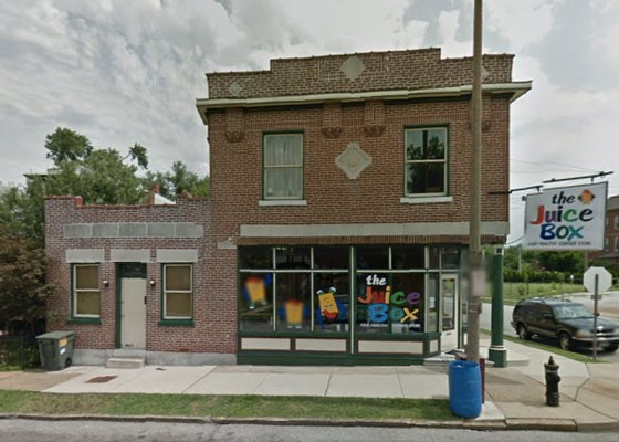 The future Grove East Provisions. | Google Maps Screenshot