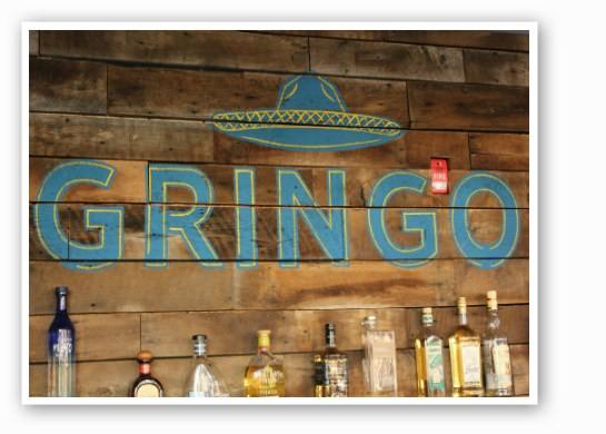 A shelf of tequila. | Zach Garrison