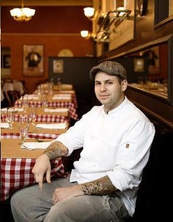 Chef Gerard Craft of Niche and its siblings - JENNIFER SILVERBERG