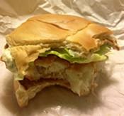 Winner winner, Wendy's cod fillet dinner? - EVAN C. JONES