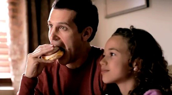 The Egg McMuffin of father-daughter moments