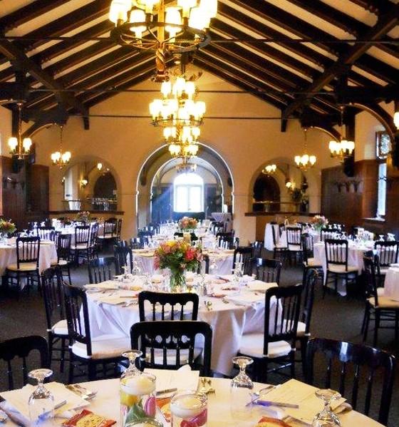The dining hall at Bevo Mill. | Cody Krogman