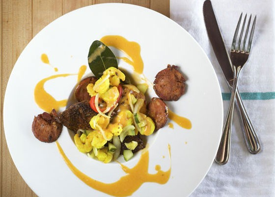 We named Farmhaus the best restaurant to open in 2010.   Jennifer Silverberg