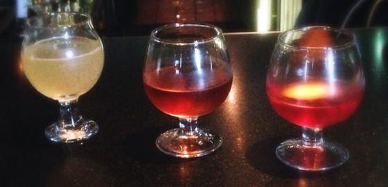 Three Barrel-Aged Cocktails at Sanctuaria | Patrick J. Hurley
