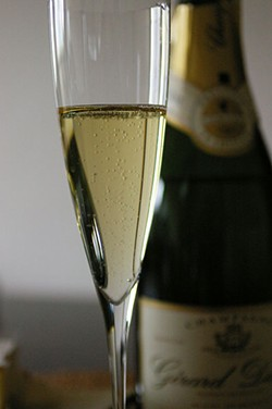Raise a glass (or three) to 2011. - IMAGE VIA