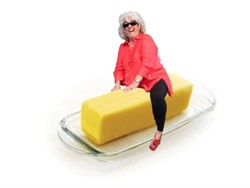 """WARNING: This post contains the words """"Paula Deen"""" and """"lumpy corn dog."""""""