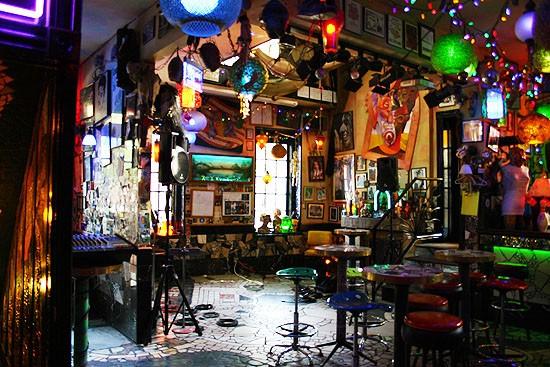 Venice Cafe in Benton Park - KATIE MOULTON