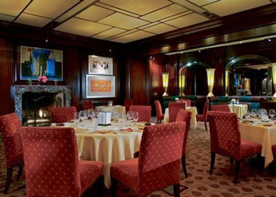 The dining room at the Grill. | RFT Photo