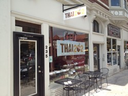 Thai 202 opened in the Central West End this month. - IAN FROEB