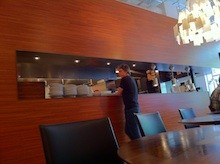 Bobo's super slick interior design. - BRYAN PETERS