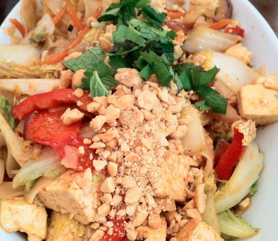 Pad Thai - BRYAN PETERS